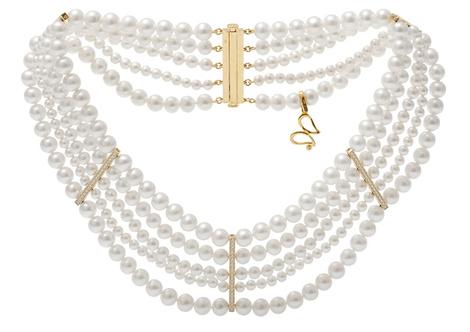 Ожерелье «Афродита», Nasonpearl, www.nasonpearl.ru, 57 230 руб.