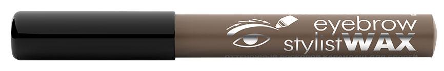 Восковой оттеночный карандаш для бровей Eyebrow Stylist Wax от Eva Mosaic