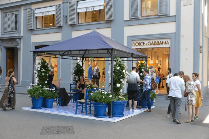 бутик Dolce & Gabbana Bambini на via Tornabuoni