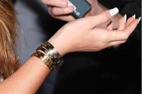 В СВОИХ РУКАХ: Как правильно носить браслеты | галерея [1] фото [6]