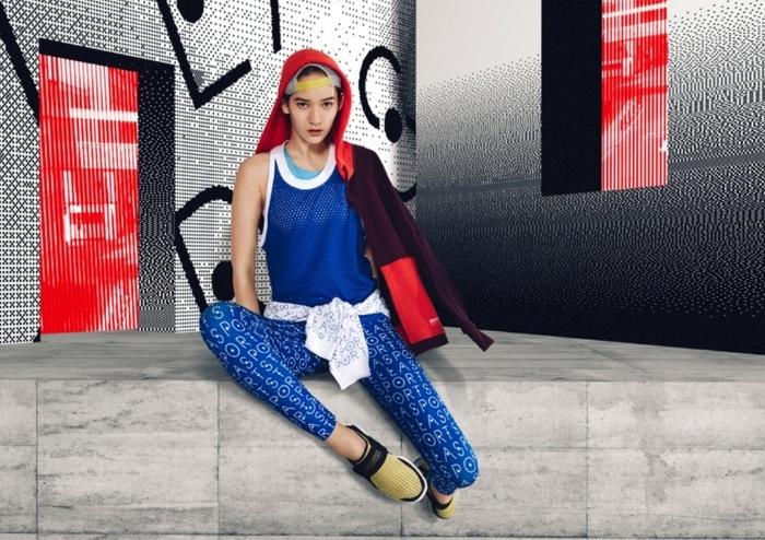 Новая молодежная линия Adidas StellaSport