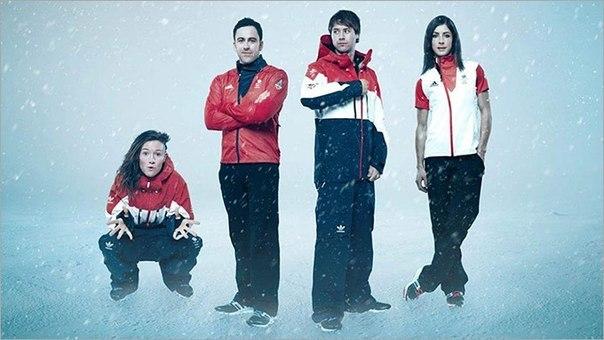 Сборная Великобритании: Adidas