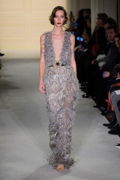 Показ Marchesa на Неделе моды в Нью-Йорке | галерея [1] фото [23]