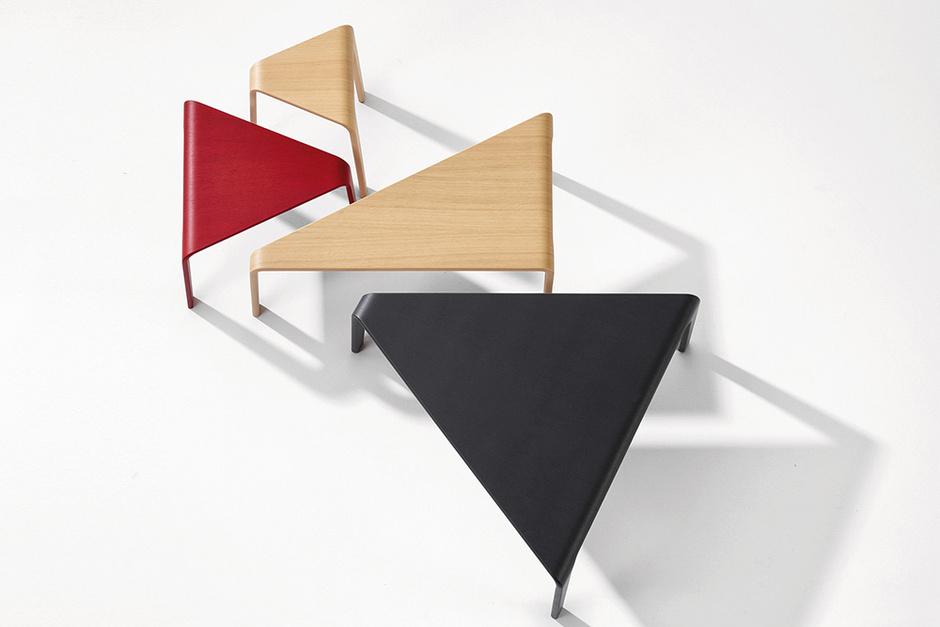 Столики Ply, Arper