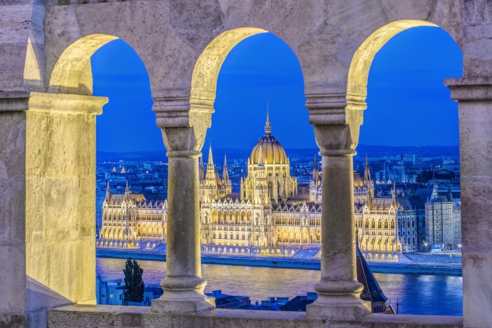 8. Будапешт