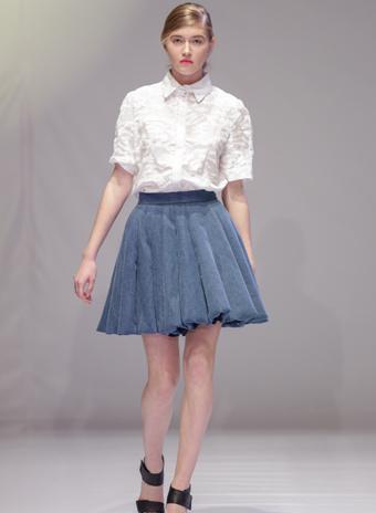 ksenia schnaider kiev fashion days 2014