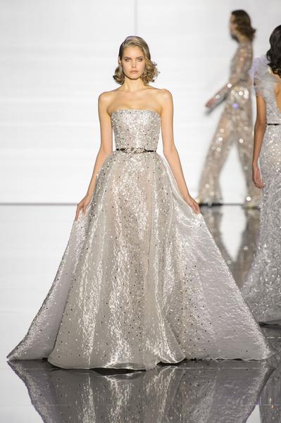 Показ Zuhair Murad Haute Couture | галерея [1] фото [5]