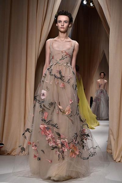 Показ Valentino Haute Couture | галерея [1] фото [20]