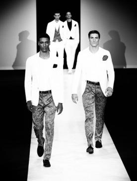 главные тренды мужской моды 2014
