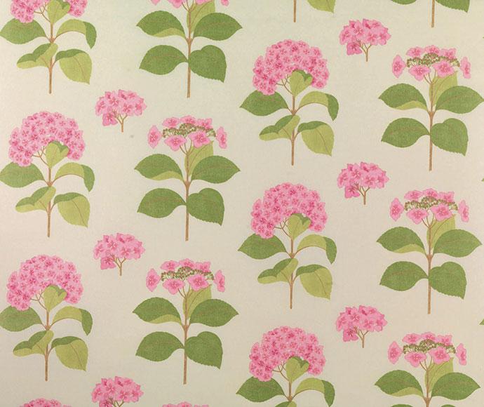 Ткань Lacecap Silk, коллекция Ione, Sanderson, салон DeLuxe Home Creation