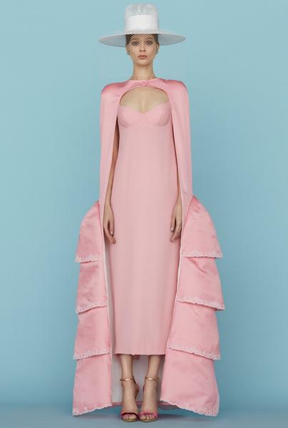 Ульяна Сергеенко представила новую коллекцию на Неделе высокой моды в Париже | галерея [1] фото [28]