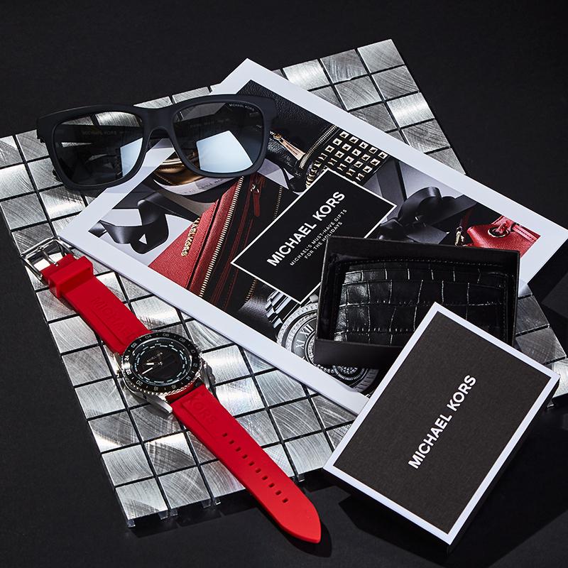 Michael Kors представил подарки для мужчин