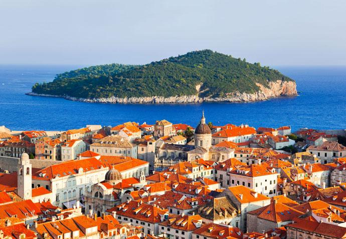Дубровник, Хорватия 1
