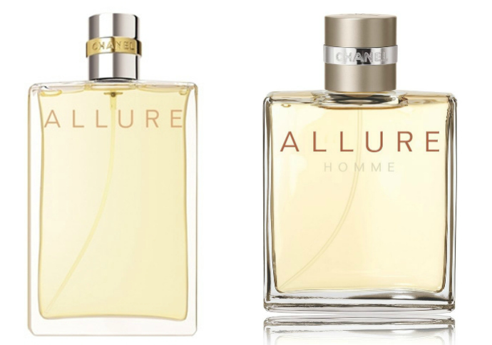 Allure и Allure Homme от Chanel