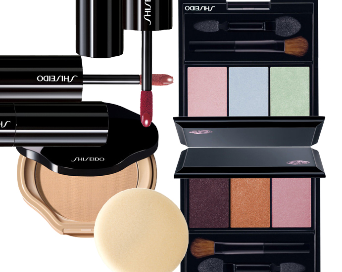Fall Winter 2014 Makeup Collection от Shiseido