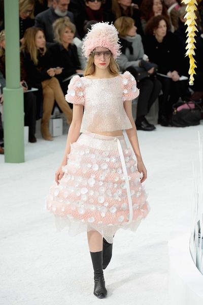 Показ Chanel Haute Couture | галерея [1] фото [13]