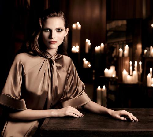Givenchy представили роскошную коллекцию макияжа Soir d'exception осень-зима 2013.