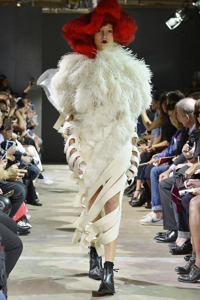 Неделя моды в Париже: день пятый | галерея [4] фото [4]
