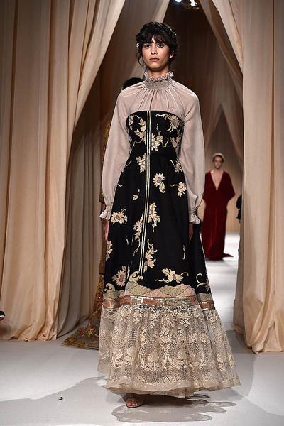 Показ Valentino Haute Couture | галерея [1] фото [31]