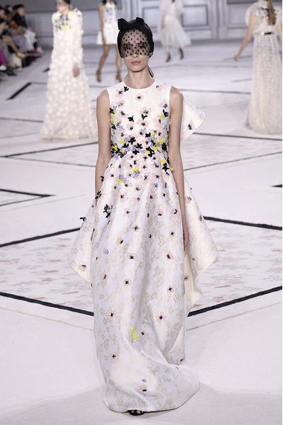 Показ Giambattista Valli Haute Couture | галерея [1] фото [5]