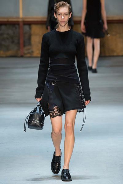 От первого лица: редактор моды ELLE о взлетах и провалах на Неделе Моды в Нью-Йорке | галерея [9] фото [4]