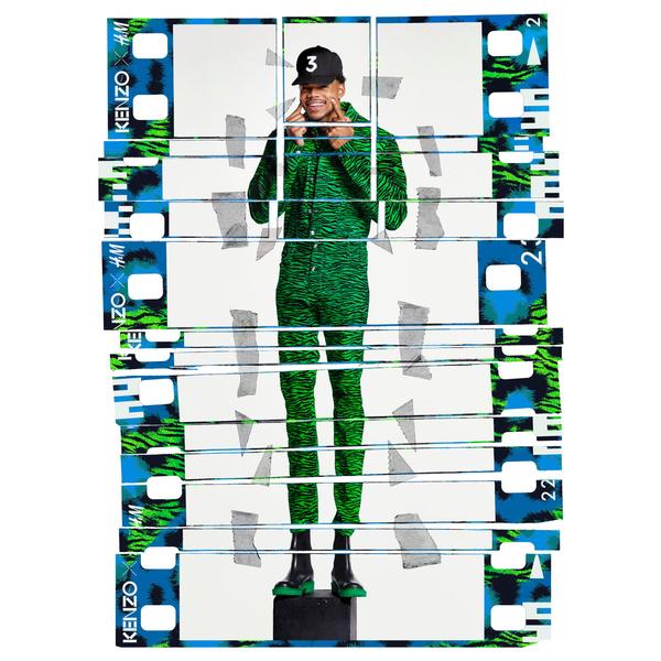 Сезон охоты: как выглядит полный лукбук Kenzo x H&M | галерея [1] фото [4]