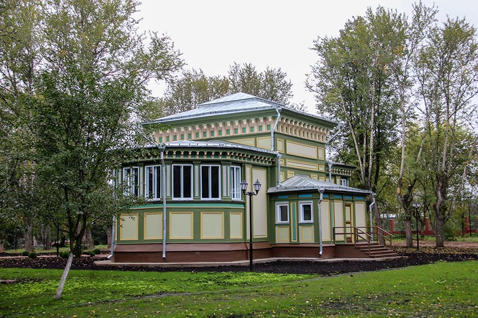 Усадьба «Любимовка» что посетить в Подмосковье