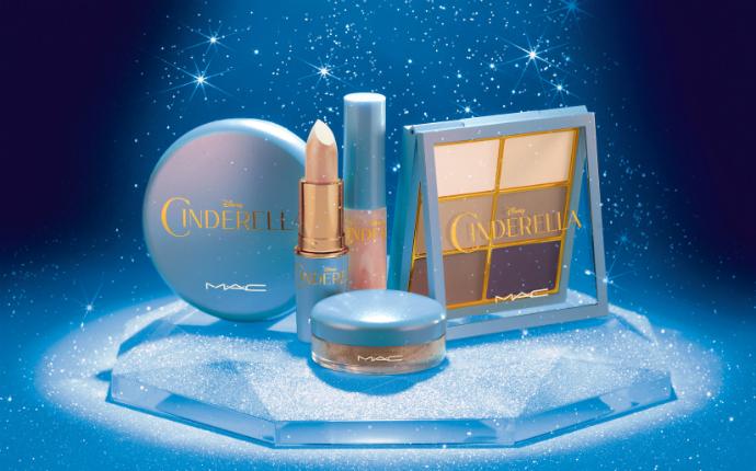 Марка M.A.C выпустила коллекцию макияжа Cinderella