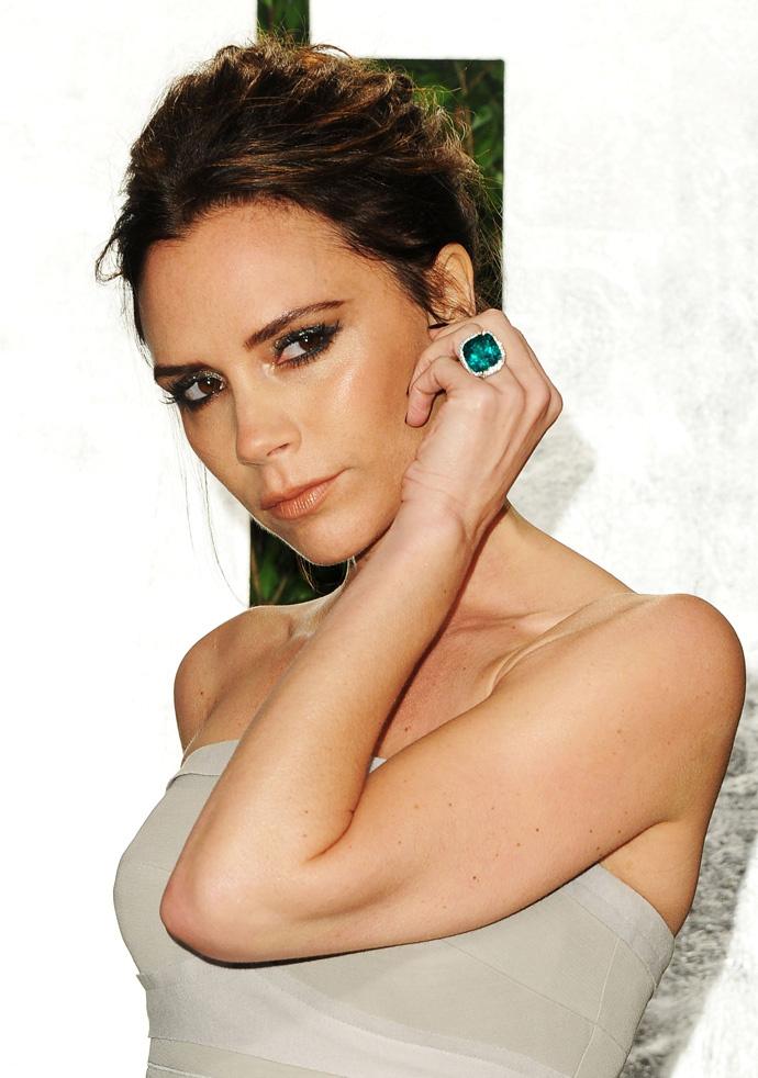 Виктория Бекхэм выпустит дебютную коллекцию макияжа