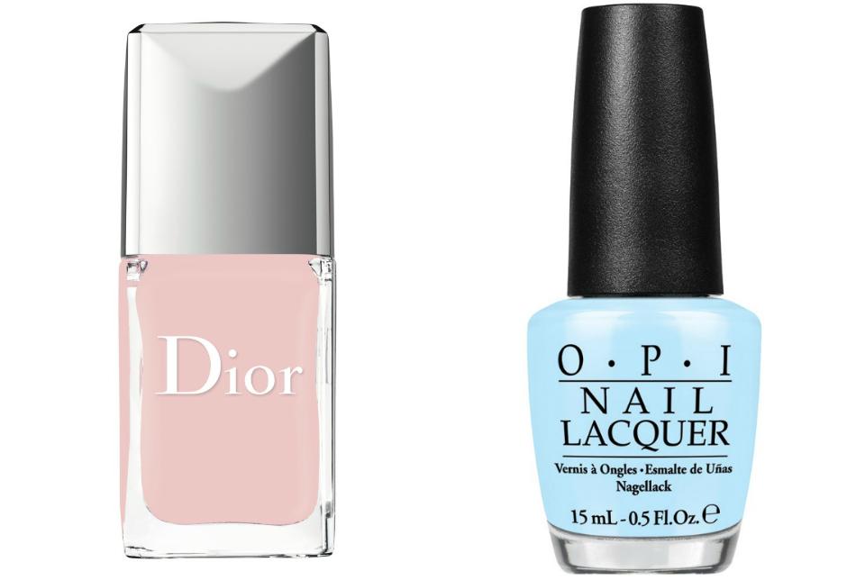 Dior; O.P.I