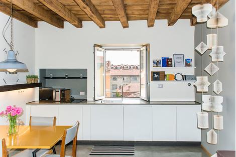 Топ-10: дизайнерские квартиры в Милане | галерея [3] фото [2]