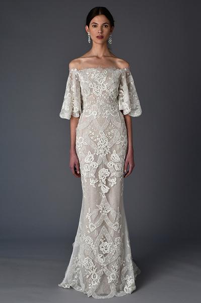 Лучшие коллекции Недели свадебной моды | галерея [1] фото [2]