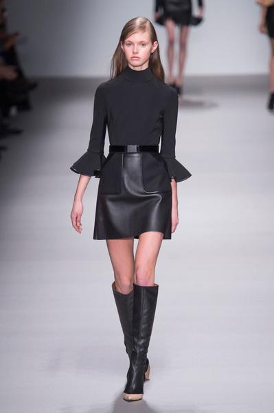 Неделя моды в Лондоне: 22 февраля | галерея [1] фото [12]