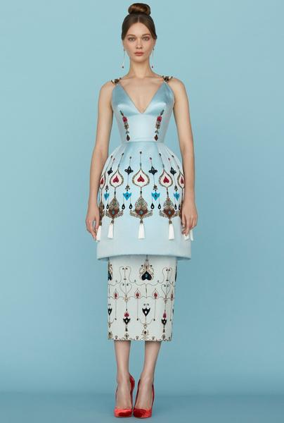 Ульяна Сергеенко представила новую коллекцию на Неделе высокой моды в Париже | галерея [1] фото [25]