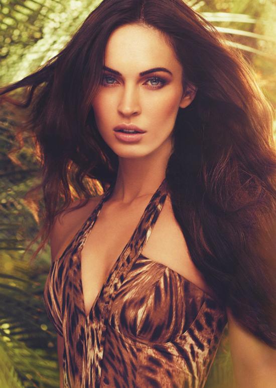 Меган Фокс Самые красивые девушки мира