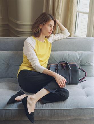 Louis Vuitton и София Коппола создали эксклюзивную версию сумки SC bag для универмага Le Bon Marché Rive Gauche