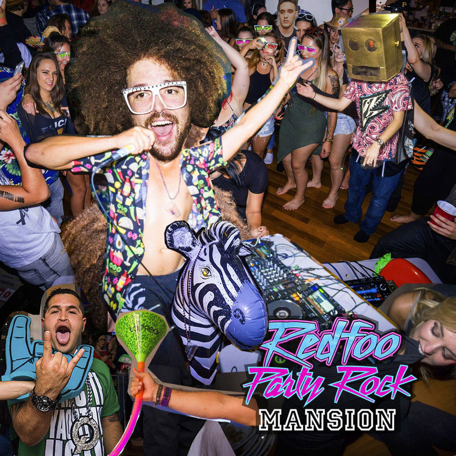 Redfoo / Party Rock Mansion