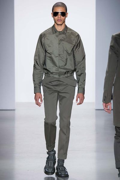 Неделя мужской моды в Милане: лучшие показы | галерея [5] фото [12]