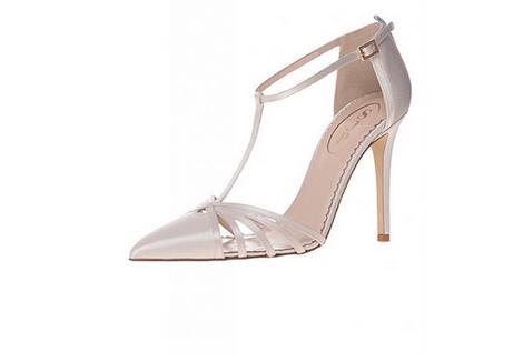 Сара Джессика Паркер создала коллекцию свадебной обуви | галерея [1] фото [3]