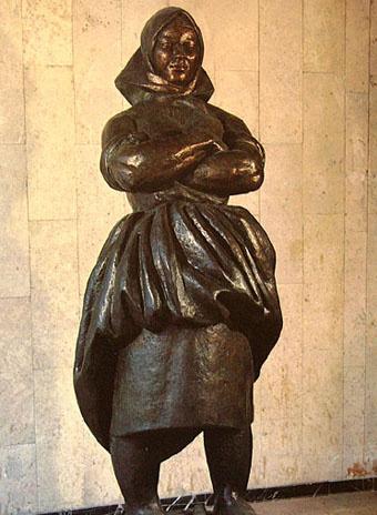 «Третьяковская галерея открывает свои запасники»: Скульптор Вера Мухина. К 125-летию со дня рождения выставки апреля фото 2