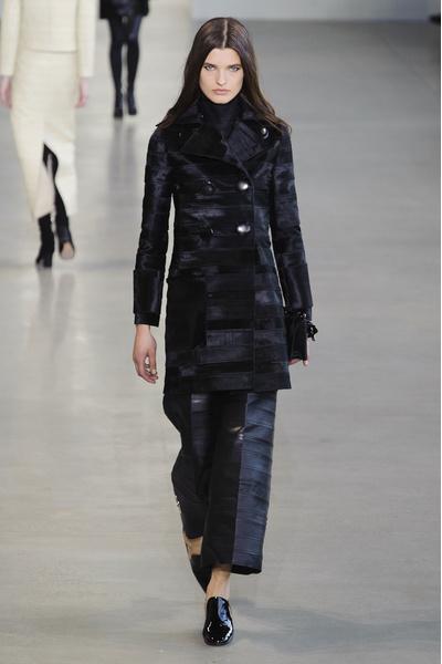 Показ Calvin Klein на Неделе моды в Нью-Йорке | галерея [1] фото [18]