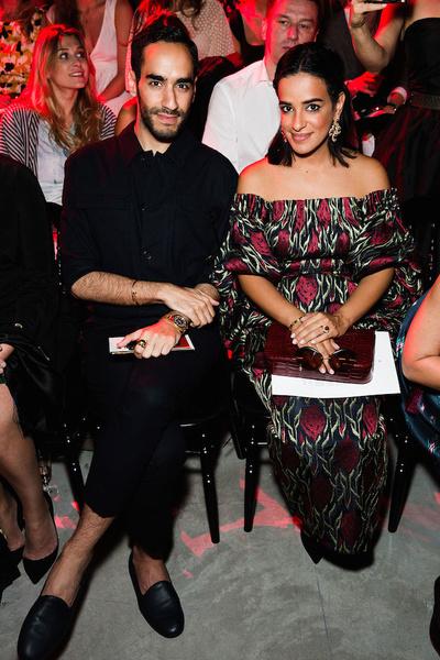 принц Абдулла аль Халиф с сестрой Мнирой