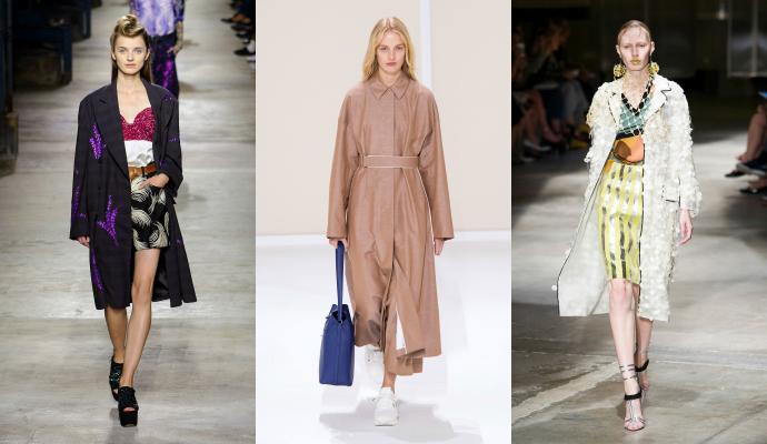 Dries Van Noten, Hermès, Prada