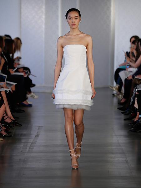 Лучшие коллекции Недели свадебной моды | галерея [3] фото [8]