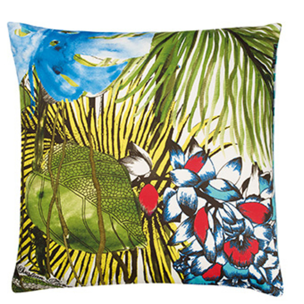 Подушка Jardin Exo'Chic Cushion, Christian Lacroix for Designers Guild.