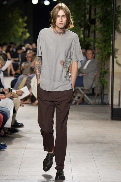 Неделя мужской моды в Париже: лучшие показы | галерея [8] фото [18]