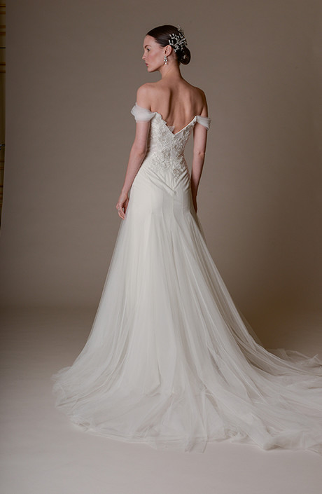 Бренд Marchesa представил новую свадебную коллекцию
