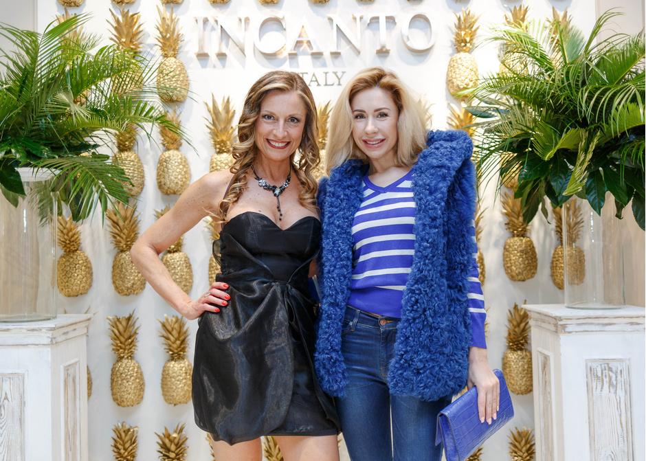 Дизайнер Клаудия Санторо представила пляжную коллекцию Incanto