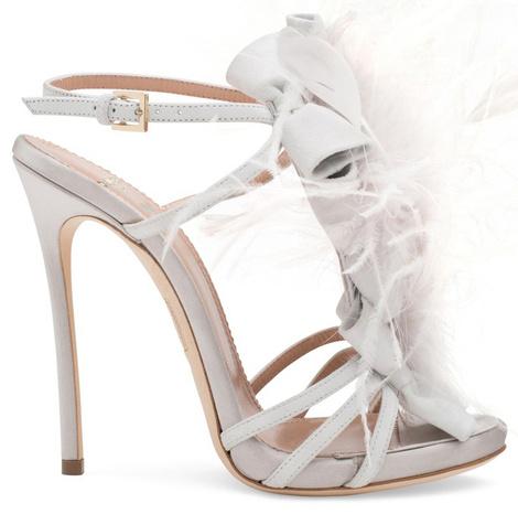 Известные дизайнеры создали свадебные модели обуви | галерея [1] фото [7]