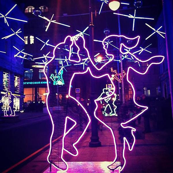 Ночь перед Рождеством: куда идти за новогодним настроением? | галерея [3] фото [4]